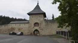 Manastirea Bistrita-0690