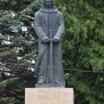 Piatra Neamt Statuia lui Stefan cel Mare-9182