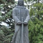 Piatra Neamt Statuia lui Stefan cel Mare-9191