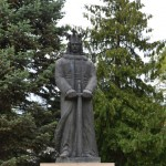 Piatra Neamt Statuia lui Stefan cel Mare-9197