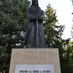 Piatra Neamt Statuia lui Stefan cel Mare-9210