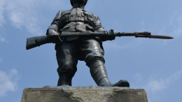 sat Bistrita Monumentul Eroilor-5640