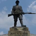 sat Bistrita Monumentul Eroilor-5652