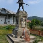 sat Bistrita Monumentul Eroilor-5655